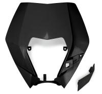 Plast pro OEM masku se světlem EXC 2009-2013