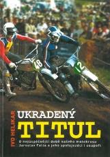 Kniha - Ukradený titul - Falta