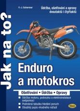 Kniha Enduro a motokros - Opravy a údržba