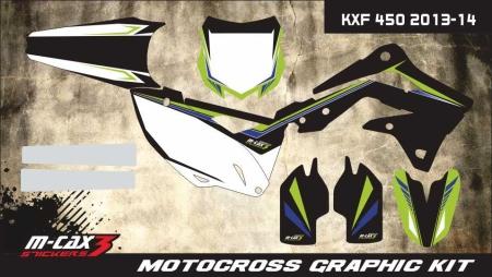 Design 2 - Kawasaki KXF 450  2012 - 2015