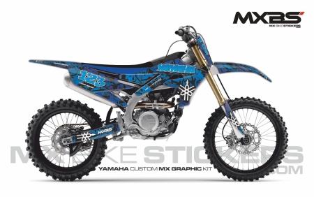 Design 231 - Yamaha YZF 450  2018 - 2022