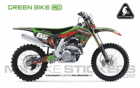 Design 128 - Kawasaki KXF 250  2017 - 2020