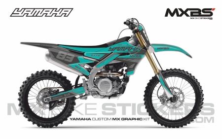 Design 177 - Yamaha YZF 450  2018 - 2022