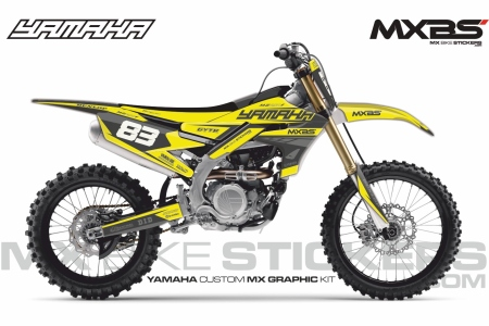 Design 176 - Yamaha YZF 450  2018 - 2022