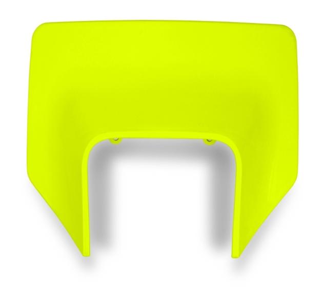 Plast pro OEM masku se světlem 2017-2018-DFLU-neon/žlutá