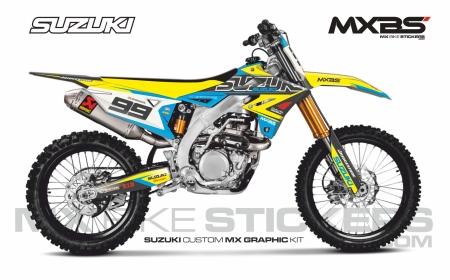 Design 171 - Suzuki RMZ 450  2018 - 2019