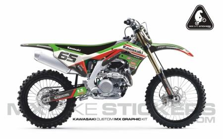 Design 125 - Kawasaki KXF 250  2013 - 2016