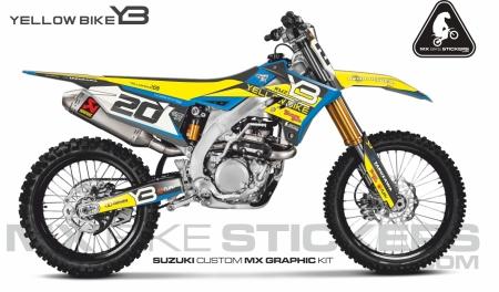 Design 132 - Suzuki RMZ 450  2018 - 2019
