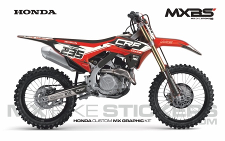 Design 203 - Honda CRF R 450  2021 - 2021