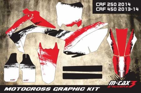 Design 13 - Honda CRF R 450  2013 - 2016