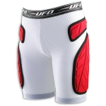 Kalhoty krátké s chrániči s vložkou