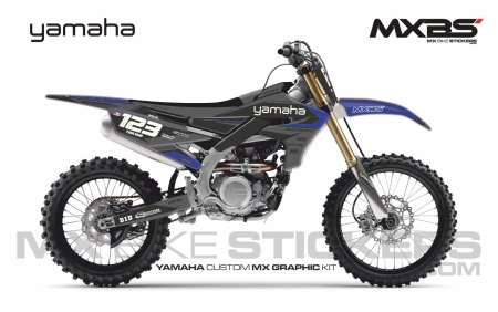 Design 202 - Yamaha YZF 450  2018 - 2022, Yamaha YZF 250  2014 - 2017, Yamaha YZF 450  2014 - 2017