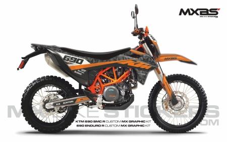 Design 236 - KTM SMC 690  2019 - 2021