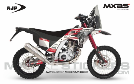 Design 232 - AJP PR7 630  2015 - 2022