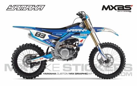 Design 175 - Yamaha YZF 450  2018 - 2022