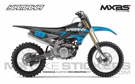 Design 186 - Yamaha YZF 450  2018 - 2022