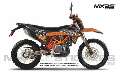 Design 237 - KTM SMC 690  2019 - 2021
