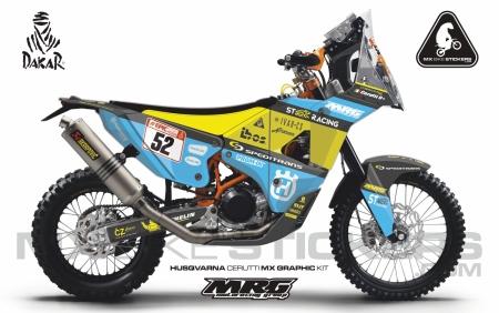 Design 111 - KTM RALLY REPLICA 450  2016 - 2018