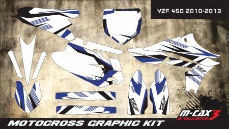 Design 37 - Yamaha YZF 450  2010 - 2013