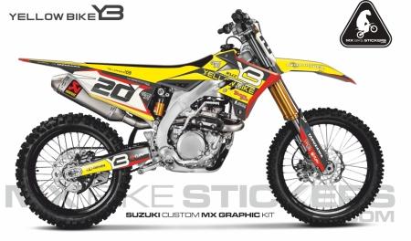 Design 131 - Suzuki RMZ 450  2018 - 2019