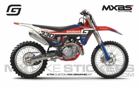Design 205 - GASGAS EC-F 450  2021 - 2022