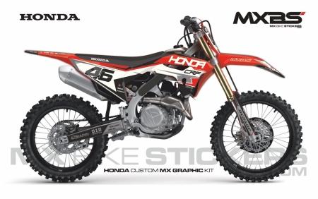 Design 240 - Honda CRF R 450  2021 - 2021