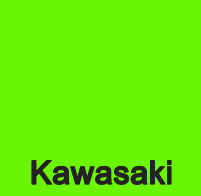 Nová Kawasaki barva