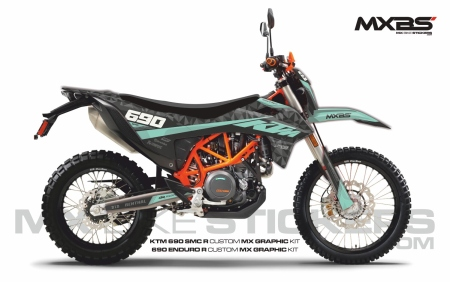 Design 235 - KTM SMC 690  2019 - 2021